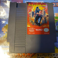 Ninja Gaiden Nes (Nintendo) Game.