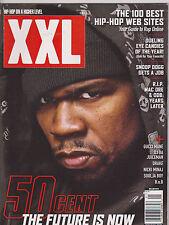 DEC 2010 XXL vintage HIP HOP - RAP - music magazine -  50 CENT
