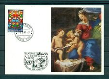 Nations Unies Géneve 1988 - Michel n.164 - Timbre poste ordinaire