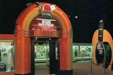 Alabama Music Hall of Fame Tuscumbia Alabama, Juke Box Guitar Portals - Postcard