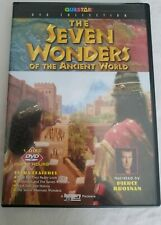 THE SEVEN WONDERS OF THE ANCIENT WORLD, DVD