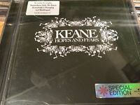 Keane - Hopes and Fears - CD