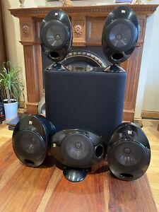 KEF KHT2005.3 Home Cinema 5.1 Surround Sound Speaker System