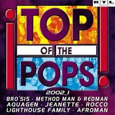 Top of the Pops 2002_1 Bro'Sis, Xavier Naidoo, Anastacia, Blank & Jones.. [2 CD]