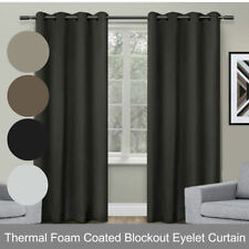 Polyester Contemporary with Blackout Window Curtains