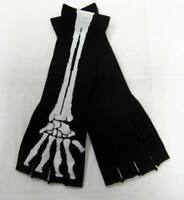 f5cd2bb82c2 Gothic Punk Skull Gloves HandPuppet Anime Ghost Halloween Party Cosplay  ANGL3010