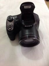 Sony Cyber-shot DSC-H400 20.1MP Digital Camera - Black ( No Battery, No Door )