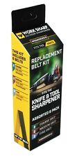 "Work Sharp Replacement Belt Kit OE Replacements 1/2"" x 12"" WSSA0002012"