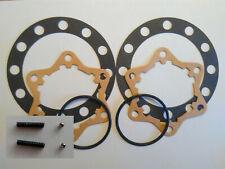 FJ40 locking hub dial gasket kit, new OEM Aisin ASCO FJ60 BJ40 + balls + springs