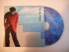 SIMPLY RED : TO BE FREE [ CD SINGLE PORT GRATUIT ]
