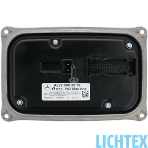 ORIGINAL LEAR HLI Max A2229003013 LED Leistungsmodul Scheinwerfer Steuergerät