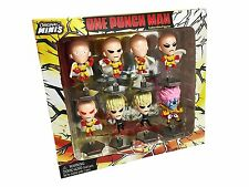 ONE PUNCH MAN GENOS MINI FIGURE BOX SET NYCC NEW YORK COMIC CON 2016 EXCLUSIVE