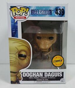 (DAMAGED BOX) Funko POP! Doghan Dagius #439 Valerian Chase Vinyl Figure