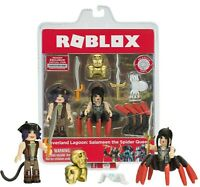 ROBLOX Neverland Lagoon Salameen The Spider Queen 10pcs Set with Virtual Code