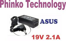 AC Adapter Charger ASUS Eee PC Charger 19V 2.1A 40W PA-1400-11 EXA0901XH