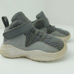 Jordan Formula 23 BT Little Kids Shoes Size 7c Grey 881471-003