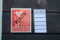 GERMANY Great Stamps Overprinted BERLIN in black SIGNED 3 MARK MNH** (ros2215)
