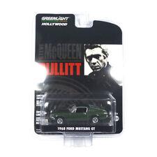 "Greenlight 44721 Ford Mustang GT grün 1968 /""Steve McQueen Bullit/"" 1:64 NEU!°"