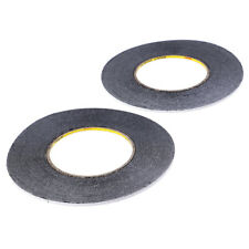 2Pc 3mm Sticker Double-Sided Adhesive Tape Glue Mobile Phone Screen Repair 50_sh