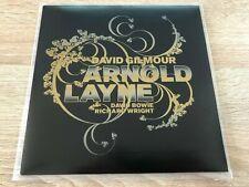 "DAVID GILMOUR  DAVID BOWIE  PINK FLOYD  ARNOLD LAYNE  7"" VINYL SINGLE  NEW"