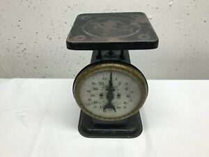 Antique American Family Kitchen Scale
