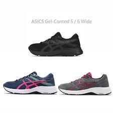 Asics Gel-Contend 5 / 6 D Wide Amplifoam Womens Running Shoes Sneakers Pick 1