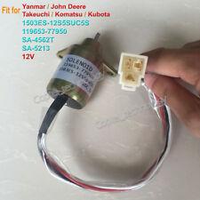 M806808,117233-7793 Shut down Solenoid,Repl 1503ES-12S5SUC5S SA4562T SOL22025