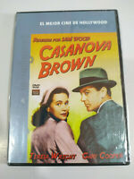 Casanova Brown Gary Cooper Teresa Wright - DVD Spagnolo Inglese Nuovo