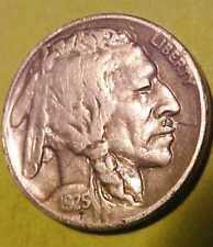 1925-D Buffalo Nickel ~Sharper Gem Circulated ~Nicer Scarce Date  ☆Make A Offer☆