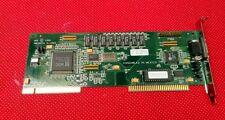 VINTAGE MATROX PULSAR ISA IMAGING CARD IP-8/AT 90C33/34 VL-1MEG 1X0-0247-007
