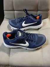 Nike Alpha Huarache Elite 2 Baseball Turf Shoe Cleat Size 7.5 # AJ6877 400