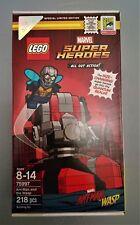 Lego Super Heroes SDCC Exclusive 2018 Ant-Man und die Wespe  * ungeöffnet/selten