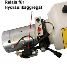 Relais Hydraulikpumpe Pumpe Fernbedienung Elektrokipper Kipper SPX Chapel Hänger