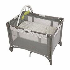 Graco Pack N Play Bassinet Automatic Folding Feet, Pasadena Free Shipping!
