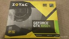 Zotac GEForce GTX 1050 Ti 4GB OC 128 Bit GDDR5 Video Card