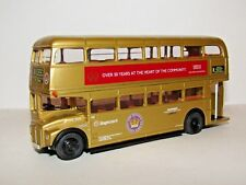 EFE RML ROUTEMASTER QUEENS GOLDEN JUBILEE STAGECOACH LONDON ROUTE 8 1/76 25513B