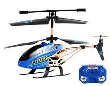 Helicópteros de radiocontrol color principal azul para Helicopteros