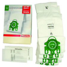 MIELE U HYCLEAN GENUINE UPRIGHT VACUUM HOOVER DUST BAGS S7000