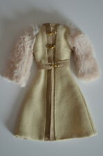FR Fashion Royalty Convention Luxury COAT Eugenia/Vanessa/Jacket/Clothes/Fur