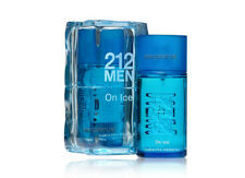 Carolina Herrera 212 Men On Ice 3.4oz 100ml Eau De Toilette 2005 Version