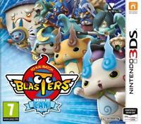 YO-KAI WATCH BLASTERS BANDA DEI CANI PALLIDI 3DS 2DS NINTENDO NUOVO ITALIANO
