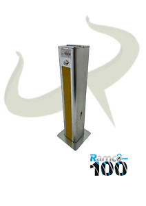 Ultimate Ramco Heavy Duty Security Post Auto Locking Bollard with Square Top
