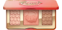 Too Faced Sweet Peach Glow Highlighting Palette Makeup Fast Free Shipping