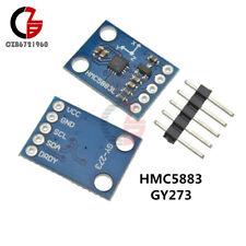 IIC 3-5V Original HMC5883L GY-273 3-Axis Compass Magnetometer Sensor for Arduino