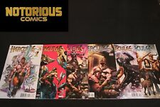 Hercules 1-6 Complete Comic Lot Run Set Marvel Collection