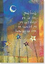 Friendship Card Thank you for being a shining star in my life New