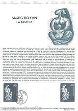 DOCUMENT PHILATÉLIQUE - YT 2234 - 1er JOUR 1982