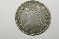 1810 Capped Bust Half Dollar, O-101, R1, Very Fine