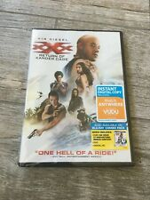 xXx : Return of Xander Cage Vin Diesel New Sealed Dvd