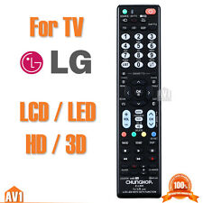 TV Remote control for LG. No need setting. Quality universal good compatibility.